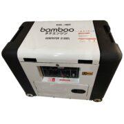Máy Phát Điện Chạy Dầu 5KW BAMBOO 7800E
