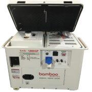 Máy Phát Điện Chạy Xăng 10KW BAMBOO 12000GP