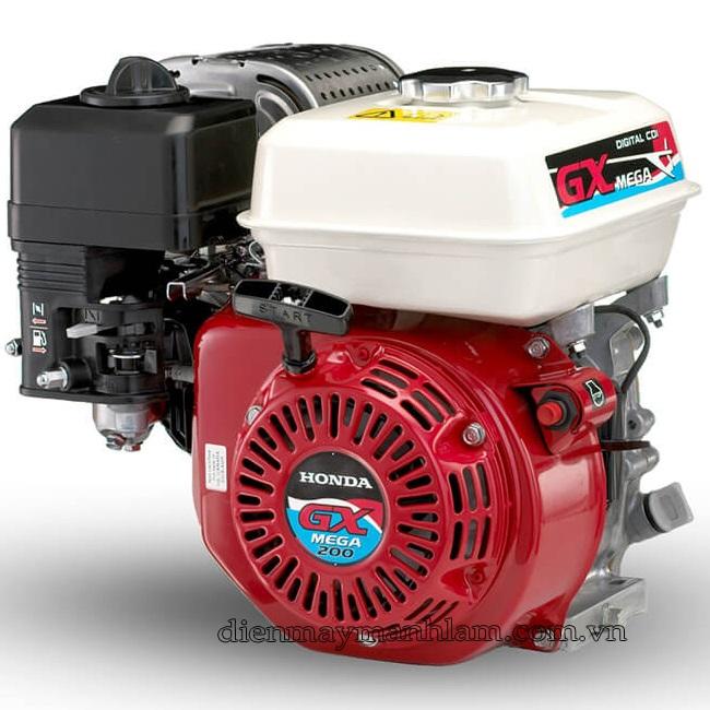 Động Cơ Nổ Xăng HONDA GX 200T2 LBH 6.5HP/4.8KW