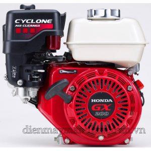 Động Cơ Nổ Xăng HONDA GX200T2 QC2 6.5HP/4.8KW