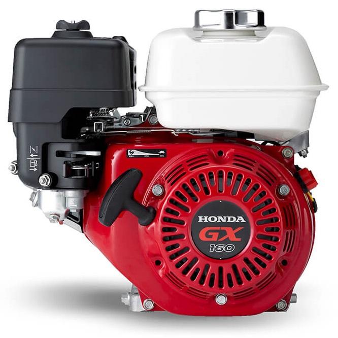 Động Cơ Nổ Xăng HONDA GX160T2 QM 5.5HP/4.0KW