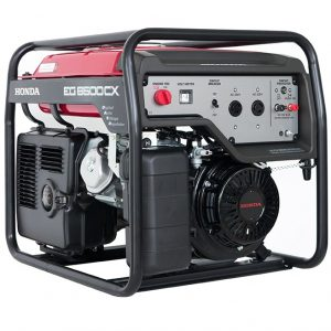 Máy Phát Điện HONDA 5.5KVA EG6500CX RH