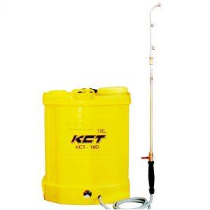 Bình Xịt Điện 18L KCT 18D