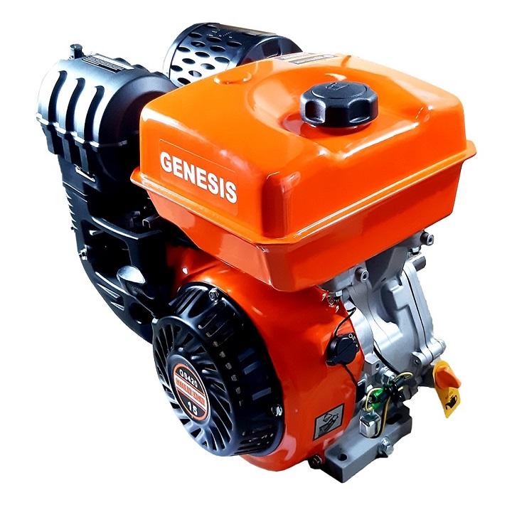Máy Nổ – Động Cơ Xăng Genesis 15HP GS420