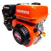 Động cơ chạy xăng 5.5HP Genesis giật tay