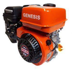 Động cơ chạy xăng 6.5HP Genesis giật tay