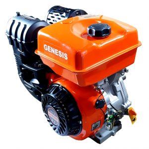 Động cơ chạy xăng 9HP Genesis giật tay