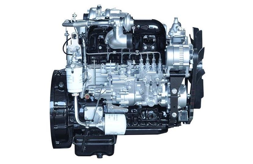 Động cơ đốt trong chạy xăng