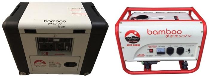 Máy phát điện chạy dầu thường có trọng lượng lớn hơn rất nhiều so với máy xăng cùng công suất.
