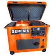 Máy Phát Điện Chạy Dầu 5KW Genesis GD6800
