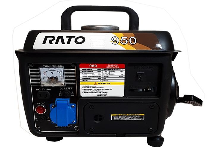 Máy phát điện mini 0.7KVA Rato 950 B1