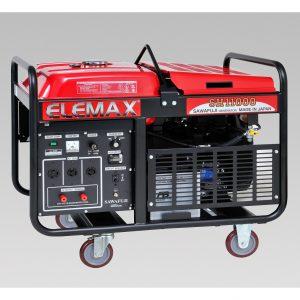 Máy Phát Điện Chạy Xăng 8.5KVA Elemax SH11000