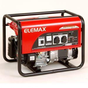 Máy Phát Điện Chạy Xăng 2.8KVA Elemax SH3900EX