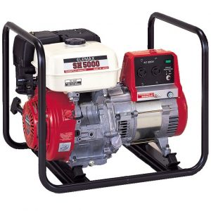 Máy Phát Điện Chạy Xăng 3.2KVA Elemax SH5000