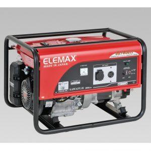 Máy Phát Điện Chạy Xăng 5.6KVA Elemax SH7600EX