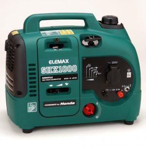 Máy Phát Điện Chạy Xăng 0.9KVA Elemax SHX1000