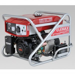 Máy Phát Điện Chạy Xăng 2KVA Elemax SV2800