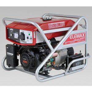 Máy Phát Điện Chạy Xăng 2KVA Elemax SV2800S