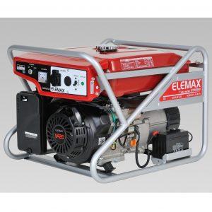 Máy Phát Điện Chạy Xăng 5KVA Elemax SV6500S