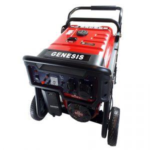 Máy Phát Điện Chạy Xăng 6.3KW Genesis GD8300EW