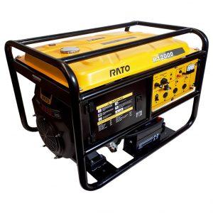 Máy Phát Điện Chạy Xăng 9KW Rato R12000EW