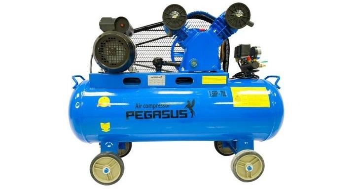 bình tích khí của máy nén khí dây đai