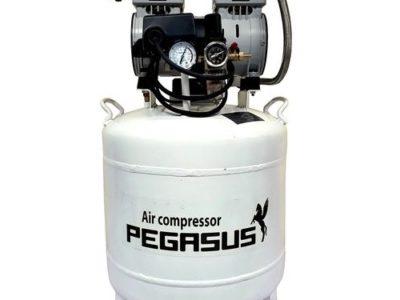 Máy nén khí mini không dầu giảm âm Pegasus