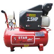 Máy Nén Khí Có Dầu Liền Trục Star 12-ST 2.5HP 24L