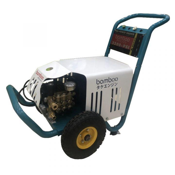 Máy rửa xe áp lực đẩy tay Bamboo 3500W