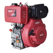 Động cơ dầu 10.7HP Koop có đề