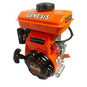 Động cơ chạy xăng 3HP Genesis giật tay