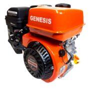 Động cơ chạy xăng 7.5HP Genesis giật tay
