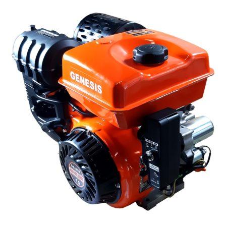 Động cơ xăng 15HP Genesis có đề nổ