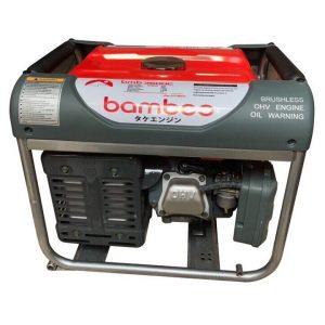 Máy phát điện chạy xăng 2.5kw Bamboo giật tay