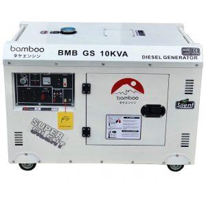 Máy phát điện chạy dầu Bamboo 10kva