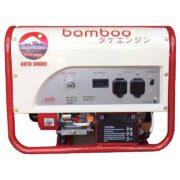 Máy phát điện chạy xăng 2.8kw Bamboo có đề