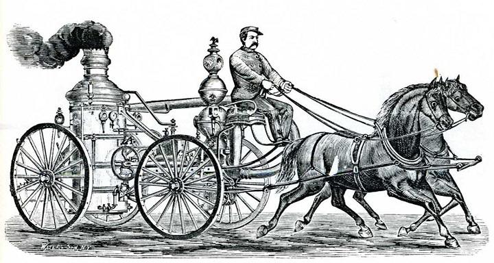 Sức ngựa và động cơ hơi nước