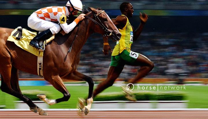 """""""Tia sét"""" Usain Bolt lập kỷ lục năm 2009"""