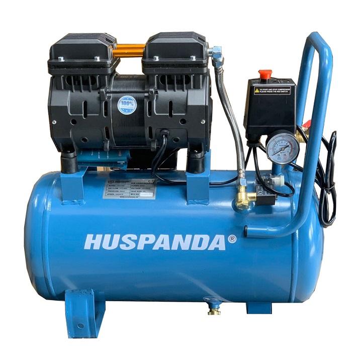 máy nén khí không dầu huspanda hkd 850