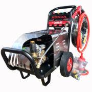 máy rửa xe cao áp 3kw honda