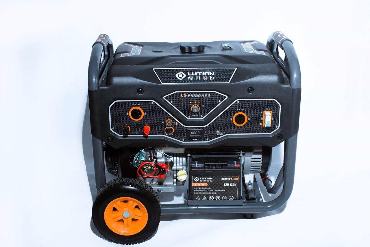Máy Phát Điện Chạy Xăng 3KW LUTIAN LS6000EB