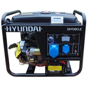 máy phát điện hyundai 2kw