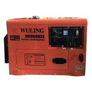 Máy Phát Điện Chạy Dầu 5Kw Wuling DG6900SE