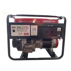 Máy Phát Điện Chạy Xăng 5KVA Pacific PG7000DXS